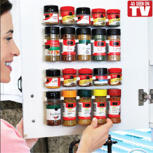 4 набора зажимов для хранения специй, держатель для хранения, ручка, кухонный шкаф, кухонный шкаф, инструменты для приготовления пищи, украшение для кухни, аксессуары для мебели