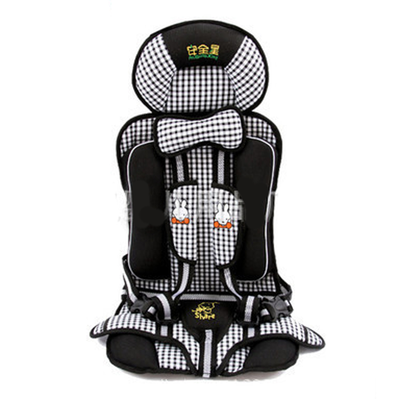 Portable baby car seat baby safety seat car seat Childrens Chairs in the Car,Updated Version,Thickening Sponge Kids Car Seats