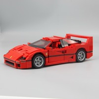 Lepin 21004 Ferrarie F40 Sports Car Model Legoing Building Blocks Kits Bricks Toys Compatible with 10248