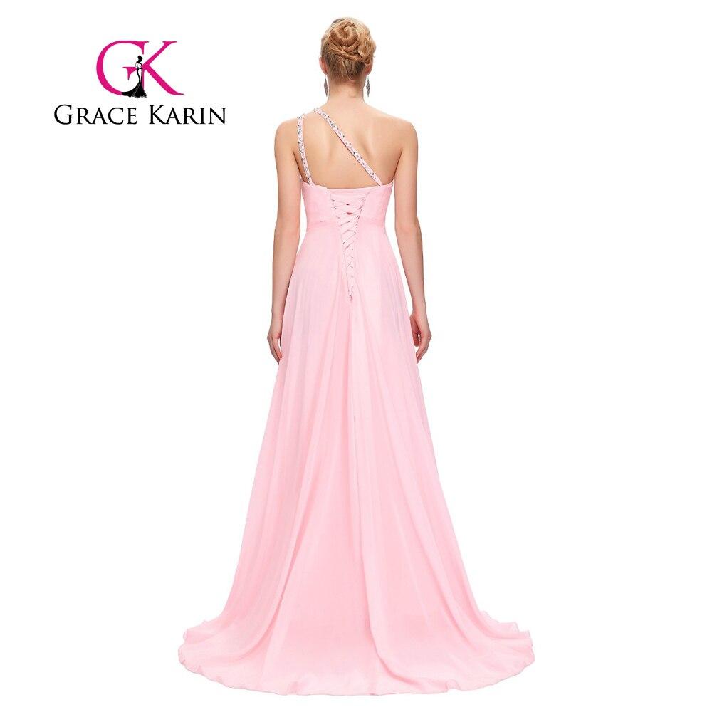 Gracia Karin Rosa Púrpura Verde Menta de dama de Honor Vestidos de ...