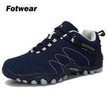 Fotwear Mens Outdoor shoes Tough protection work casual men Provide maximum comfort Grip rubber outsole Shock absorption