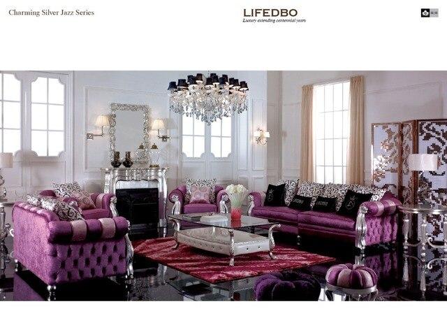 Europeo moderno conjunto de sofás clásicos italianos antiguos ...