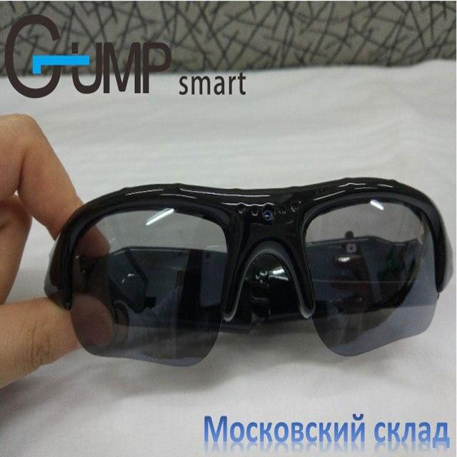 Новые Умные очки HD цифровой Камера солнцезащитные очки DV104 очки видеорегистратор Регистраторы Камера аудио DV Портативный Видео очки DV104