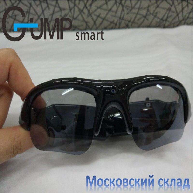 Legújabb intelligens szemüvegek HD digitális fényképezőgép - Hordozható audió és videó