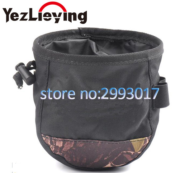 1pc Camouflage Release Storing Bag New Designed Achery Accessaries Pocket Carrying With Waist Bum Quiver t Free Shipping