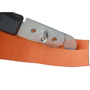 Image 3 - EHDIS ויניל סרט נייר קאטר עם 10 pcs להבי מתכת רכב מדבקת גלישת חיתוך כלים אמנות סכין רכב סטיילינג חותך יד כלים