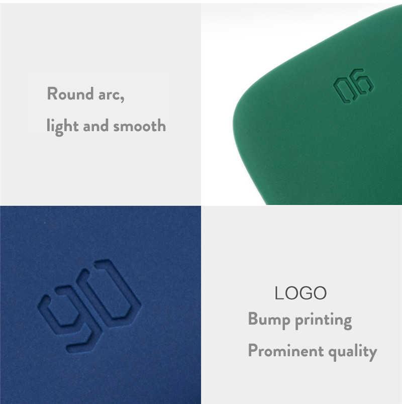 NINETYGO 90FUN Bunte Silikon Gepäck Tag Tragbare für Koffer Gepäck Tasche Tag Anti-verloren Schreiben Label Tasche Teile Zubehör