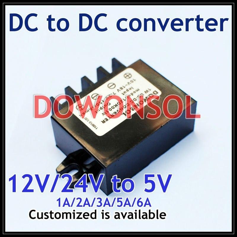 12V-dən 5V 3A 15W-lıq avtomobil LED gücünün tədarükü DC buxar - İşıqlandırma aksesuarları - Fotoqrafiya 2