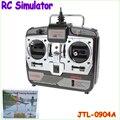 1 шт. 6CH симулятор JTL-0904A реального полета вертолет симулятор с компакт-диск диск в коробка