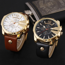 CURREN Luxury Brand Relogio Masculino Date Leather Casual Watch Men Sport Watches Quartz Military Wrist Watch Clock Dropshipping
