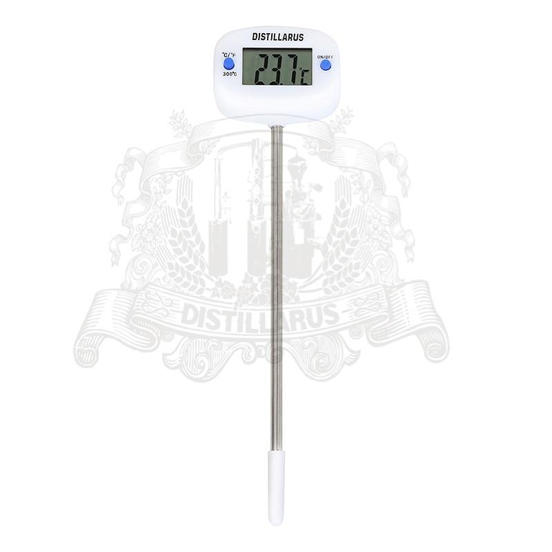 LCD Display Digital Probe Thermometer Food Temperature