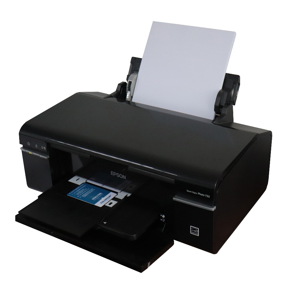 100% New And Original A4 Professional 6-color Photo Printer For Epson T50 Inkjet  Printer