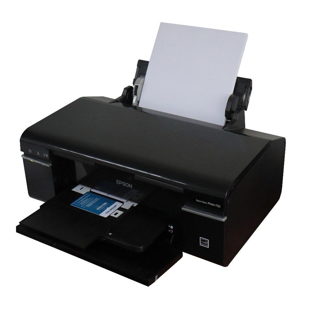 100% novo e original A4 6 profissional-cor foto impressora Jato de tinta de impressora para Epson T50