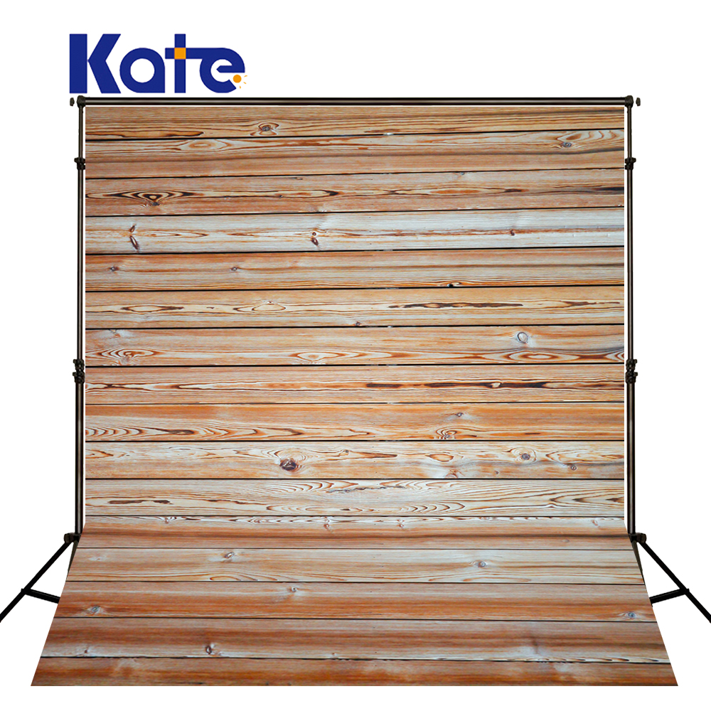 Kate 5X7FT Retro Wood Photo Backdrops Washable Microfiber Backdrop Photography Fantasy Children Wooden Photography Background