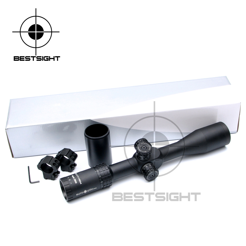Carl ZEISS 4-14X44 FFP Mil-dot Riflescope Long Eye Relief Rifle Scope Tactical Hunting Scopes 1 6x28 ffp compact hunting riflescope 35mm monotube long eye relief scopes high quality with low mount rings