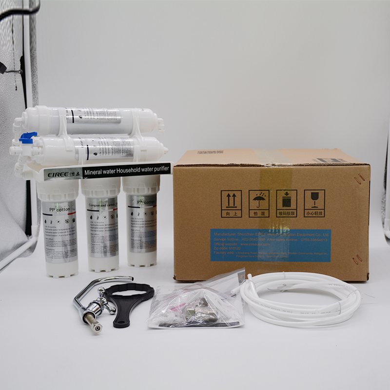 Free Shipping hot selling 6 stage uf water filter with best price for home kitchen nema43 best price 6 0a 12nm 115mm