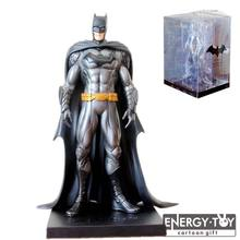 "7 ""Clássico Dos Desenhos Animados Batman legal modelo Toy PVC Action Figure Boneca de Presente(China)"