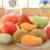 Frutas Almofada Travesseiro Macio Mango Peanapple Kiwi Pêssego Boneca de Pelúcia Brinquedo do Miúdo Presente de Aniversário