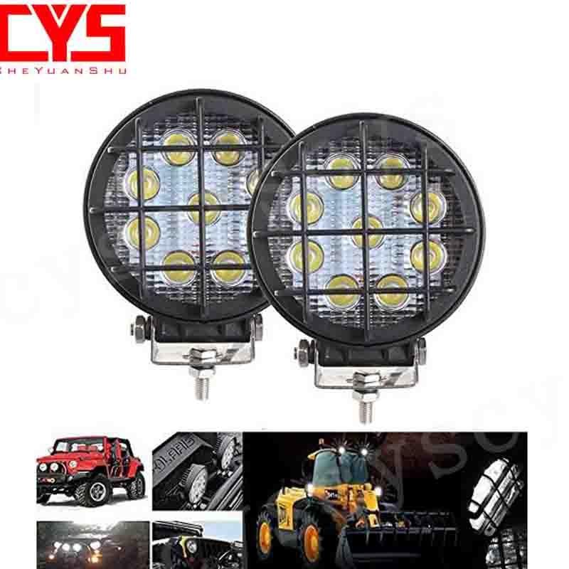 Luces LED bar Auto Piezas de Repuesto de Coches Faro Bombillas luz lámpara ultra