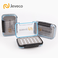 Jeveco Brand JFB 005 154 106 45mm Plastic Waterproof Double Side Cover Slit Foam Inside Fly