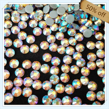 flatback with glue WHOLESALE free shipping size ss16 4mm JONQUIL AB color with 1440 pcs each pack ; diamond stone for nail art