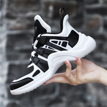 Spring Autumn New Arrival Women Shoes Tide Comfortable Female Hot Walking Shoe Height Increasing Soft Ladies Sneakers Vogue Cute