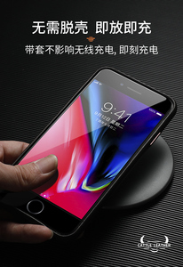 Image 5 - For iphone 7 7 Plus Cattle Leather Case 100% Original Duzhi Brand Genuine Leather Case For iphone 7  8 Shockproof Leather Case