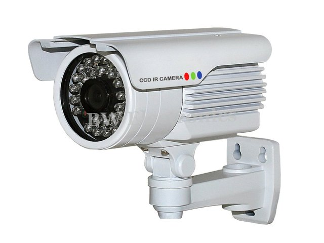 "700TVL 1/3"" Sony CCD IR Outdoor Camera S30EN, 30PCS IR LED, 30M Night Vision, Free shipping"