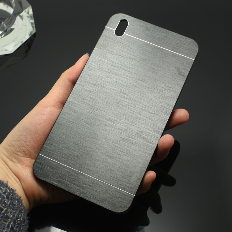 premium selection 52737 52e77 US $3.58 |2015 New Luxury Metal Brush Hard Case for HTC Desire 816 800  D816W Back Cover Aluminum Back Case Capa Celular on Aliexpress.com |  Alibaba ...