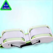 LINLIN спиральная смазочная машина для движения мульти кинетическая форма тела массажный инструмент Электрический массажный пояс для тела