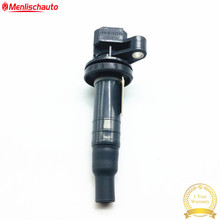 цена на Factory Price High Quality Best Ignition Coil OEM 90919-02262 9091902262 For Japanese Car motorcycle ignition coil