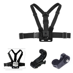 Image 3 - Outdoor Sport Accessori kit per Gopro hero xiaomi yi Sjcam Sony RX0 X3000 X1000 AS300 AS200 AS100 AS50 AS30 AS20 AS15 AS10