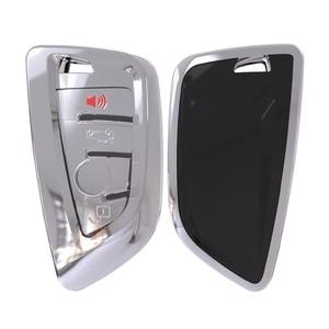 Image 5 - Soft TPU Remote Smart Key Cover Case Shell For BMW X1 X5 X6 530i 535i 540i 550i 740e 740i 750i 750Li GT xDrive 2014 2015 2016