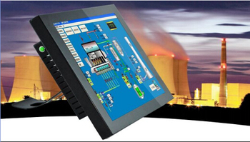 OEM KWIPC-15-5 ( Capacitive ) Industrial Touch Panel PC, Celeron Dual 2.41G CPU, 2G RAM 32G Disk, 1024 x 768 COMx2,USBx4