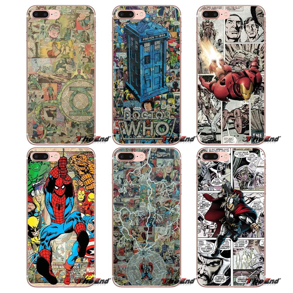Half-wrapped Case Maiyaca Marvel Superhero Doctor Strange Rocket Black Widow Quote Case For Apple Iphone X And 8 8plus 7 7plus 6s 6s Plus 5 5s 5c