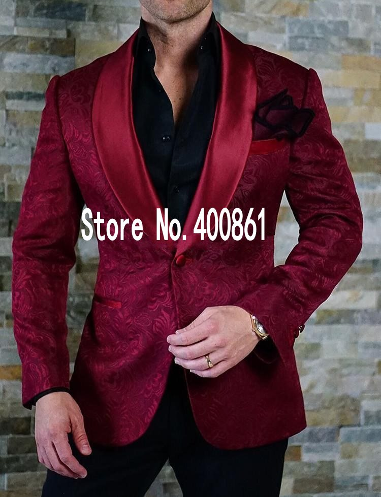 Latest Collection Of Classic Design Black Mens Dinner Party Prom Suits Groom Tuxedos Groomsmen Wedding Blazer Suits K:2193 jacket+pants+vest+tie