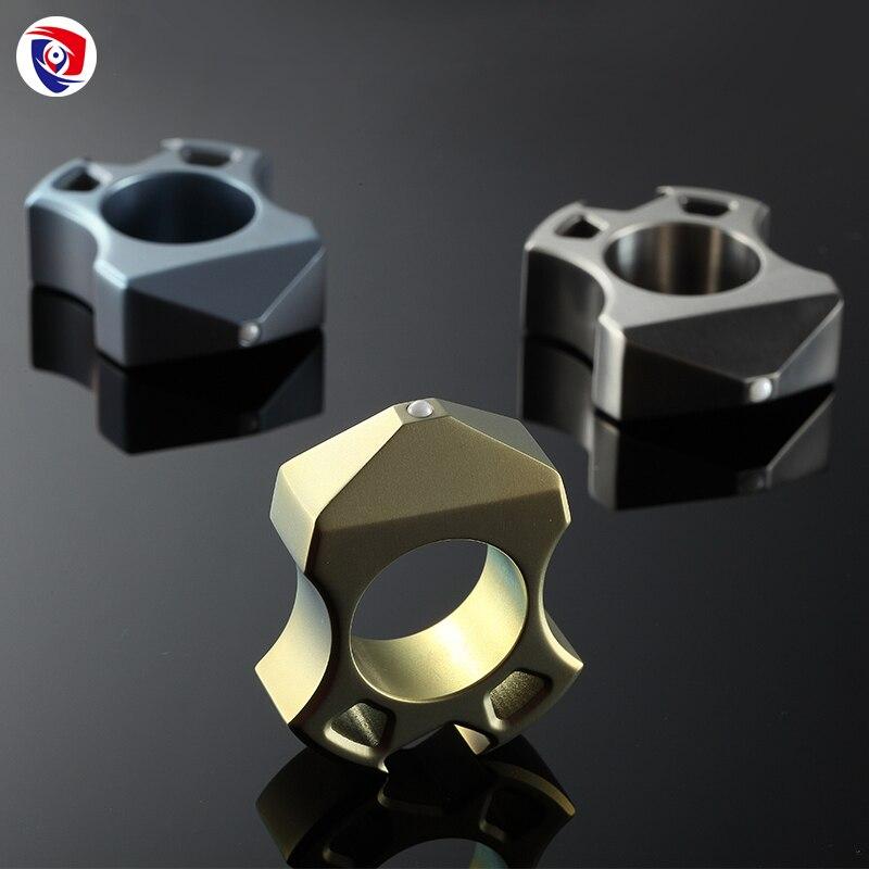 2018 New titanium alloy Tungsten Steel Self Defense Survival Tactical Supplies Ring Women Men Safety Survival Finger Ring цена