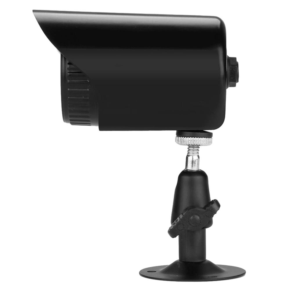 MOOL 900TVL Outdoor Waterproof CCTV DVR Security Camera IR LED Night Version Black