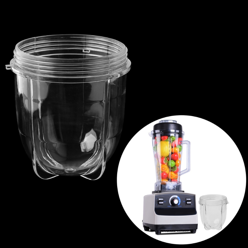 Juicer Blenders Cup Mug Clear Replacement Parts With Ear For 250W Magic Bullet JAN07 Dropship