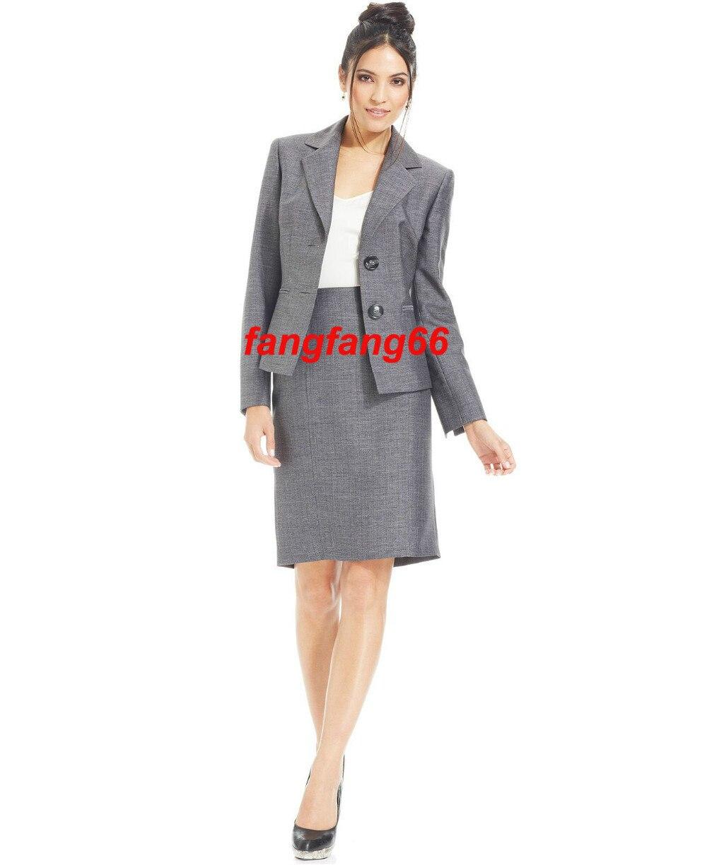 Traje de chaqueta y falda mujer