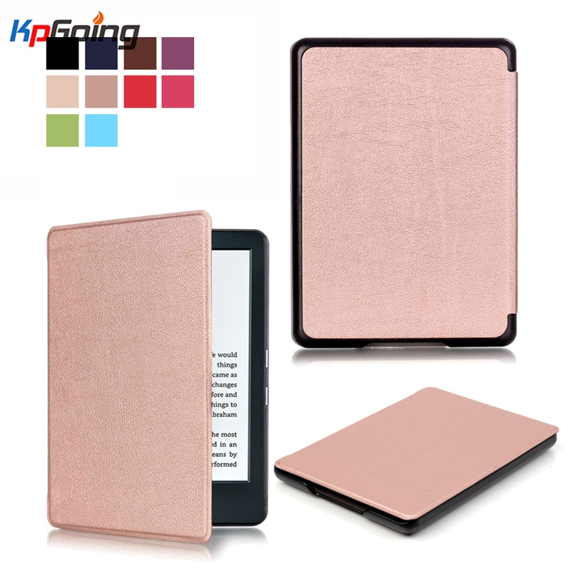 All New Custer Pu Leather Case Smart Cover For Amazon New