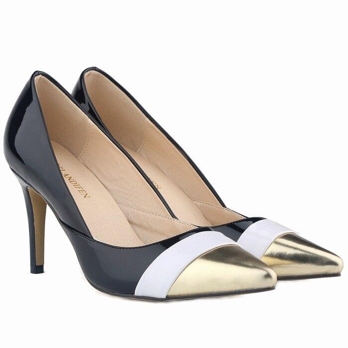 c03653433 ماركة امرأة عالية الكعب مضخات التعشيب حمراء 8 سنتيمتر النساء أحذية عالية  الكعب أحذية الزفاف مضخات أحذية الكعوب الأسود عارية