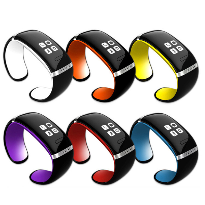 GZDL Smart Wristband L12S OLED Bluetooth Bracelet Wrist Watch Design For IOS Android Phones Wearable Electronic