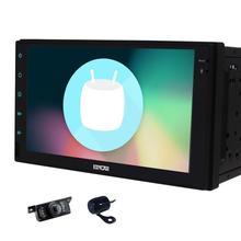 Android 6.0 Car gps Navigation Stereo 2Din Car Entertainment Multimedia Headunit din GPS Navigation/WIFI/BT Car PC Tablet Camera
