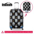 Personalized 3D Pattern luggage protective covers Women suitcase protective covers Clear Waterproof luggage cover for traveling
