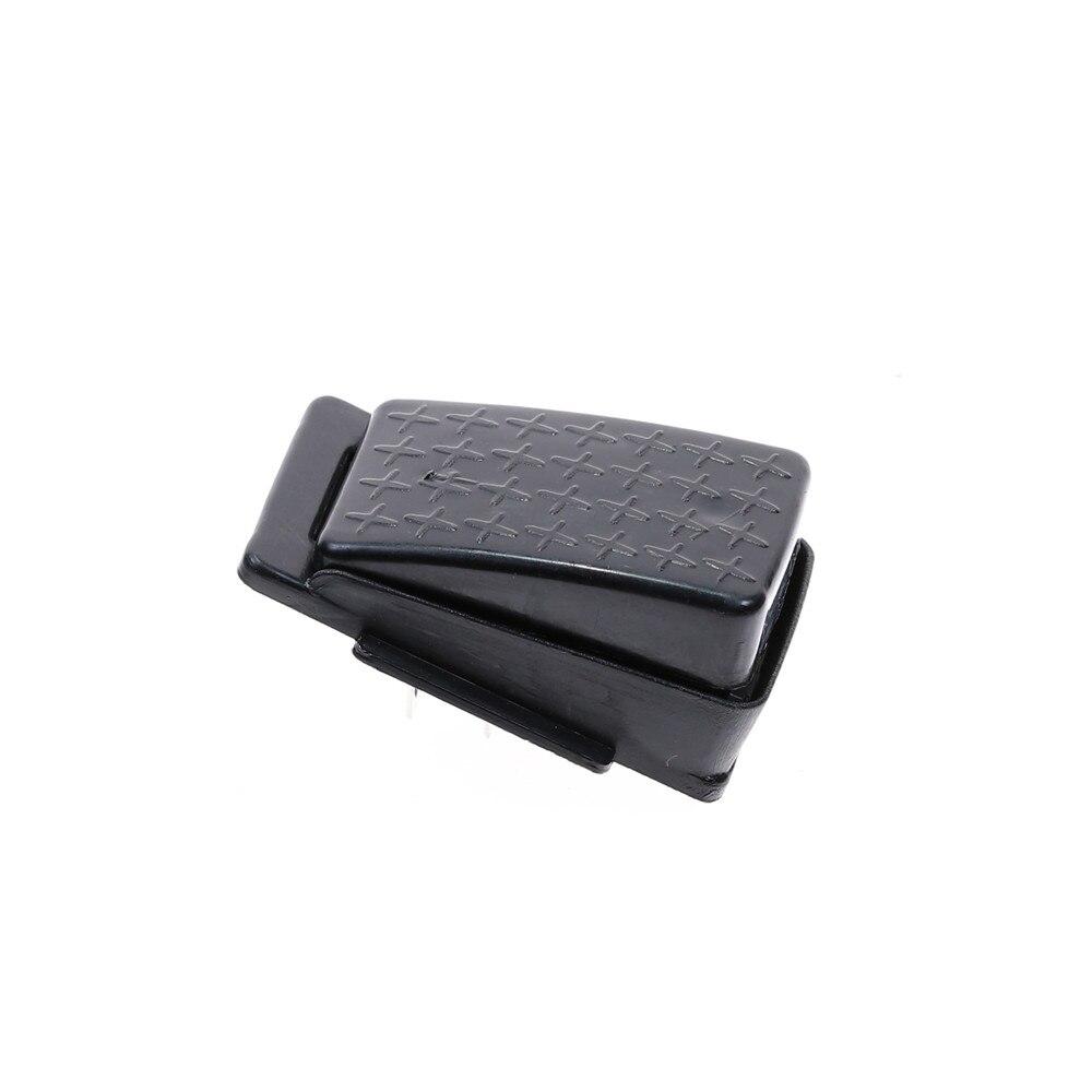 Onpartijdig 1 Pc 6 V/12 V Speelgoed Auto Voetpedaal Reset-schakelaar Rood/zwart Plastic Voet Pedaal Vervanging Voor Kinderen Rit Op Speelgoed Auto Aantrekkelijke Mode