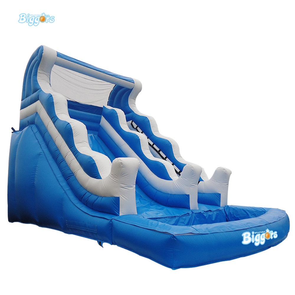 Inflatable Water Slide With Price: Sea Shipping 9x5x4.5m Factory Price Inflatable Jumping