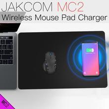 JAKCOM MC2 Mouse Pad Sem Fio Carregador venda Quente em Acessórios como tecnologia gumki fazer wlosow inteligente banco de potência Inteligente