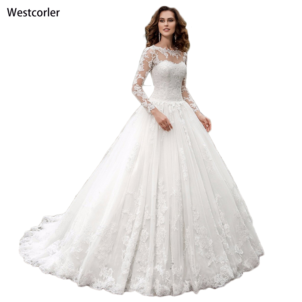Castle Princess China Wedding Dresses Lace 2018 Wedding Gowns Ball ...