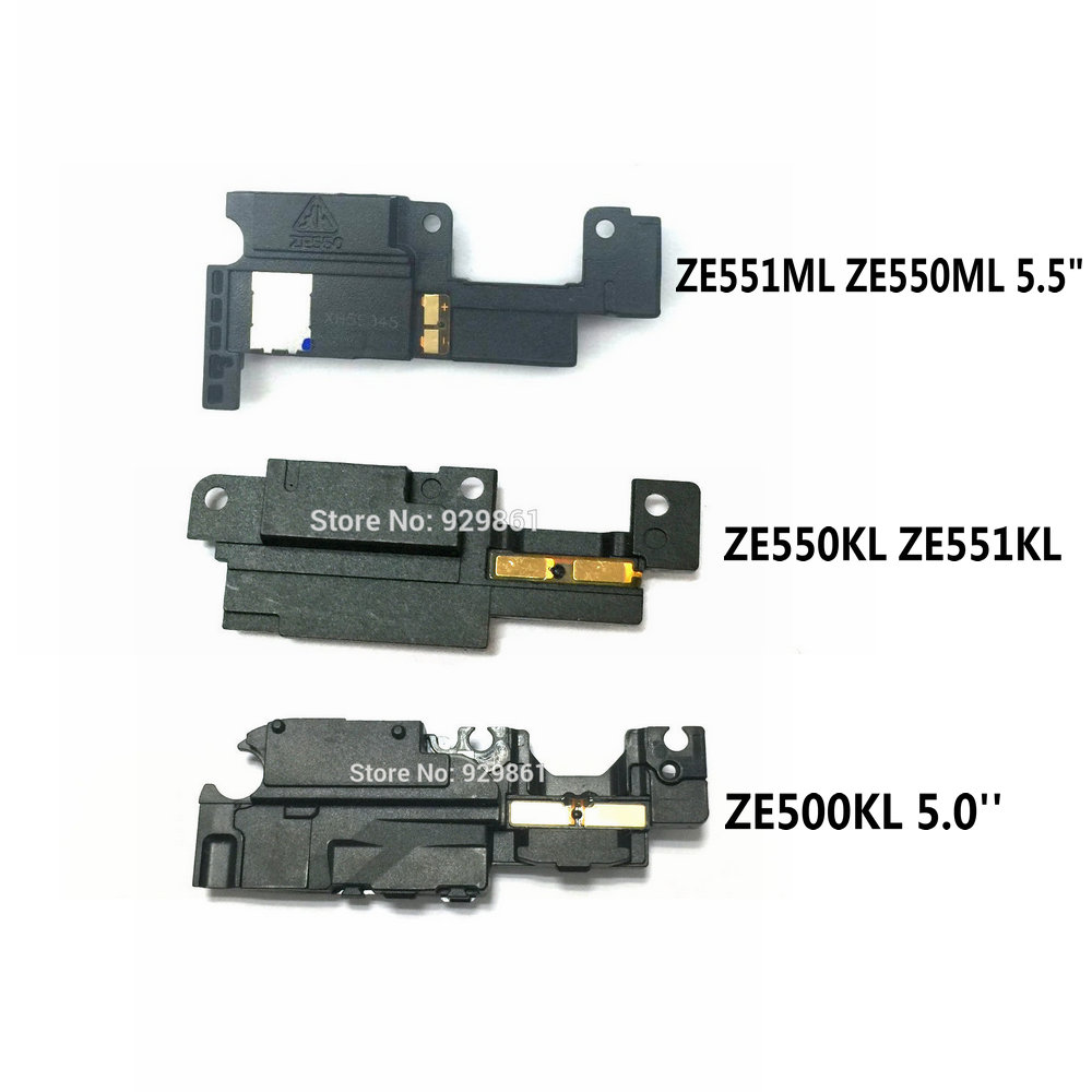 "Original New Loud Speaker For Asus Zenfone 2 ZE551ML ZE550ML ZE500KL Z00ED 5.0'' ZE550KL ZE551kl 5.5"" Buzzer Replacement Parts"
